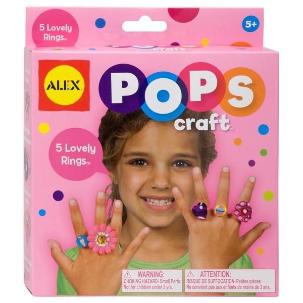 Alex Pops 5 ringar tillverkning