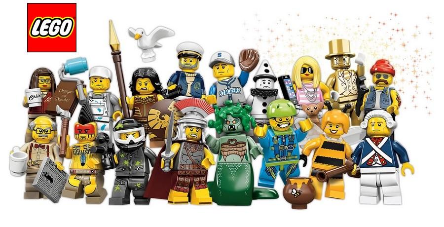Hitta LEGO på nätet