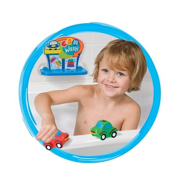 Alex Smutsiga bilar i badet