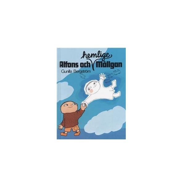 Alfons Åberg Alfons och hemlige Mållgan