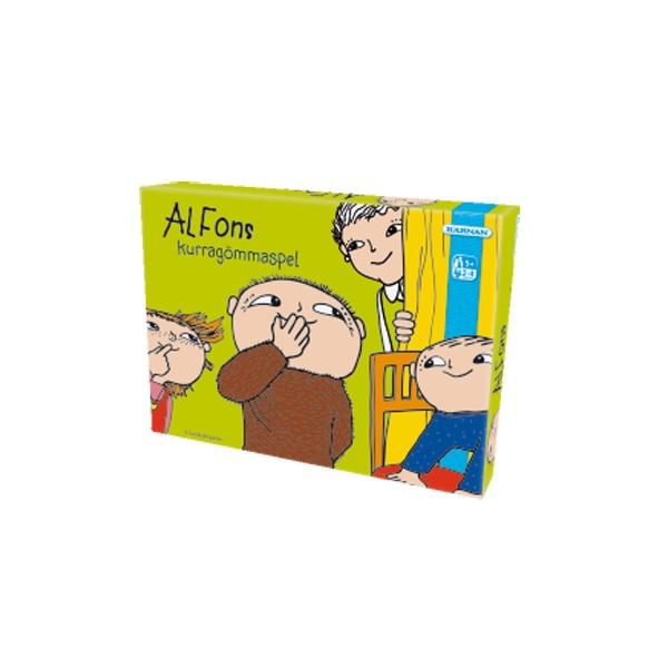 Alfons Åberg Kurragömmaspel