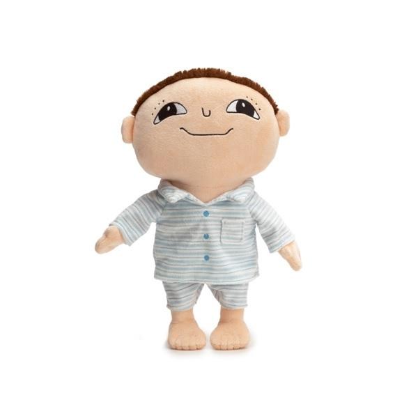 Alfons Åberg Mjuk docka Alfons Pyjamas 33 cm