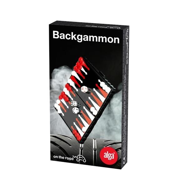 Alga Backgammon Resespel