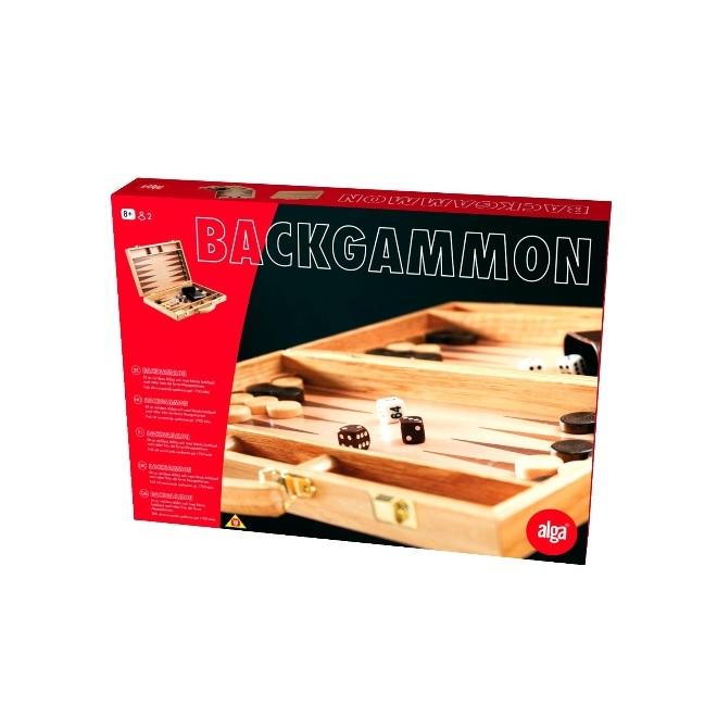Alga Backgammon