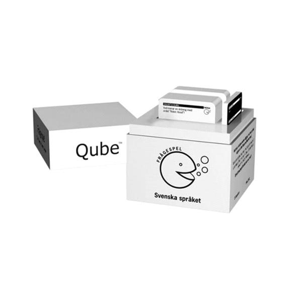 Alga Qube Svenska Språket