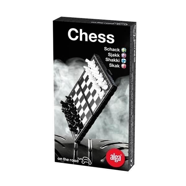 Alga Schack Resespel