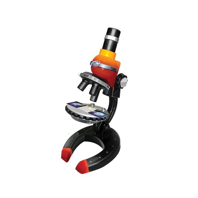 Alga Science HD Mikroskop 100/250/500X