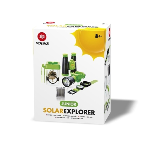 Alga Science Junior Solar Explorer