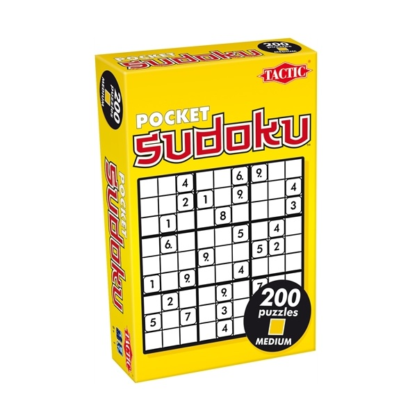 Alga Sudoku pocket