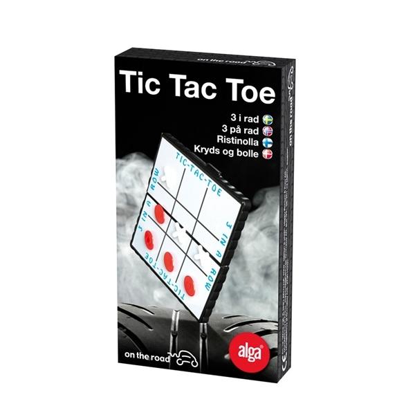 Alga Tic Tac Toc Resespel