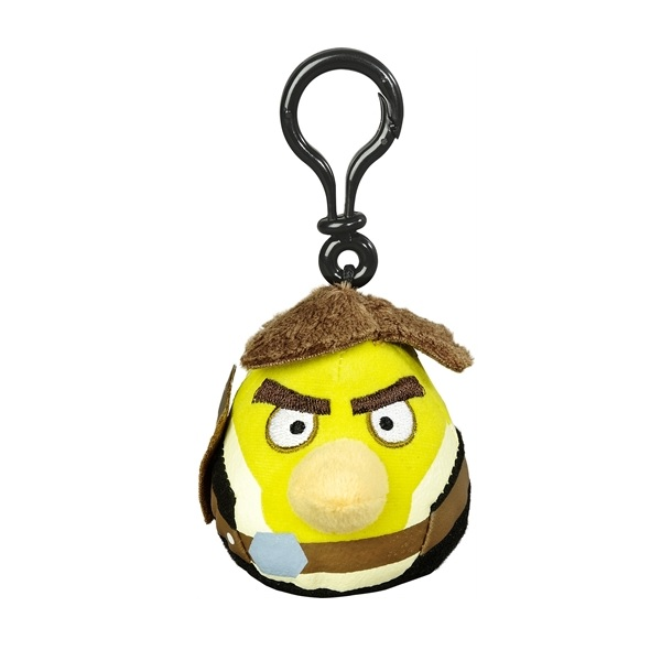 Angry Birds Backpack Clip Han Solo