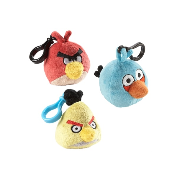 Angry Birds Backpack clip 8 cm