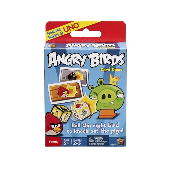 Angry Birds Kortspel