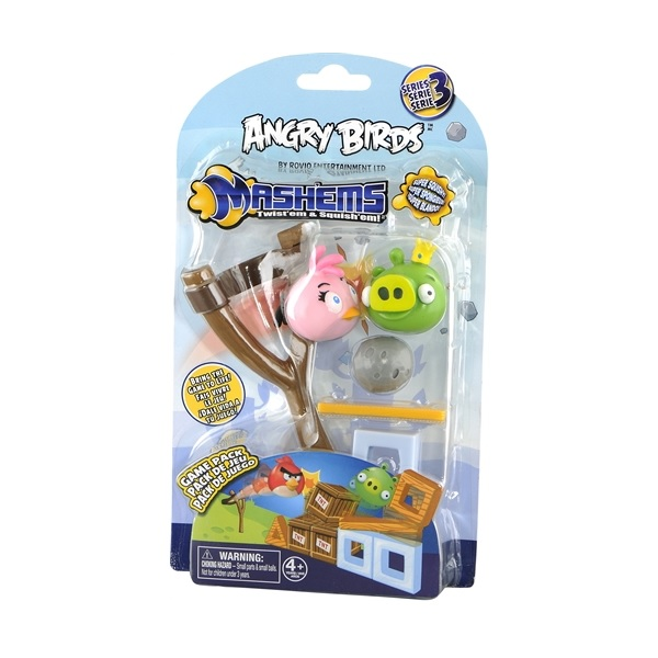 Angry Birds Mash'Ems, Game Pack Rosa
