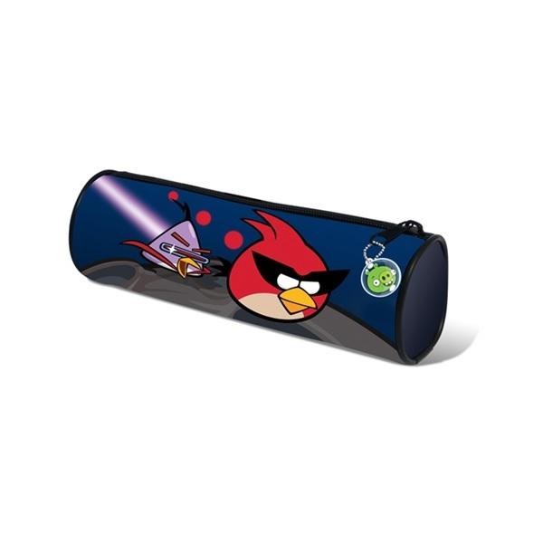 Angry Birds Pennskrin Rund Svart