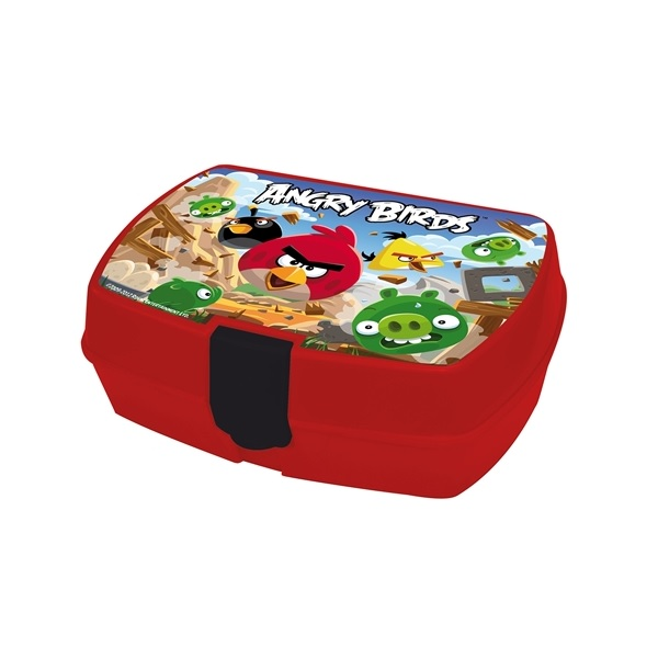 Angry Birds Sandwichbox