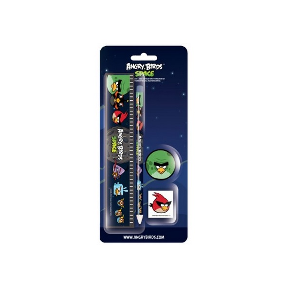 Angry Birds Space Skrivset