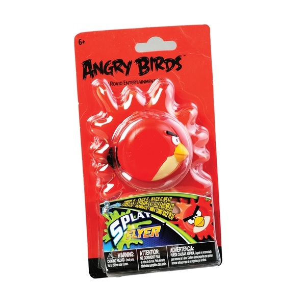 Angry Birds Splat Flyer
