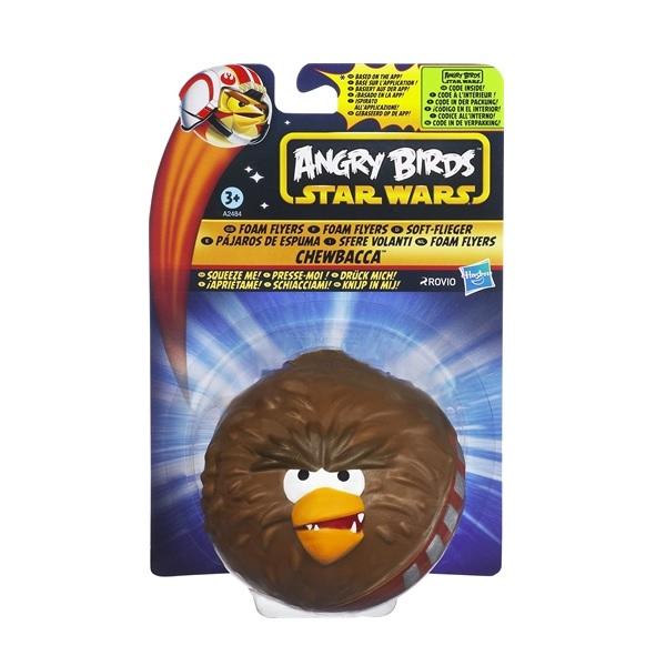 Angry Birds Star Wars Foam Flyers Chewbacca