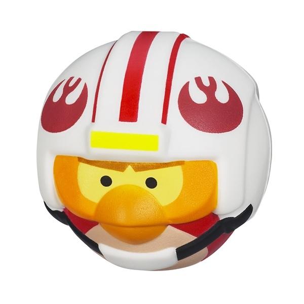 Angry Birds Star Wars Foam Flyers Pilot Luke