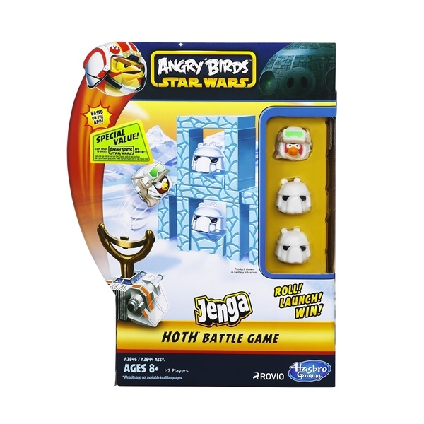 Angry Birds Star Wars Hoth Battle Game
