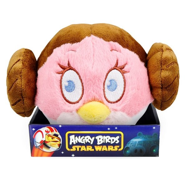 Angry Birds Star Wars Prinsessan Leia