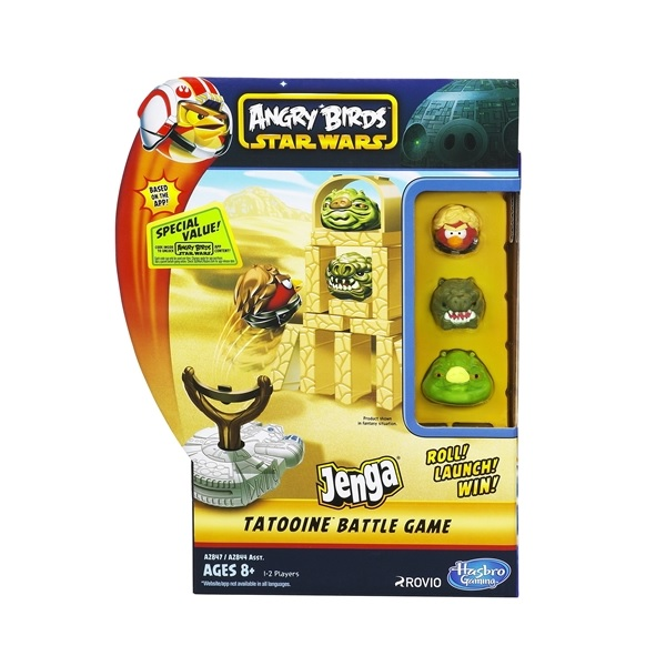Angry Birds Star Wars Tatooine Battle Game