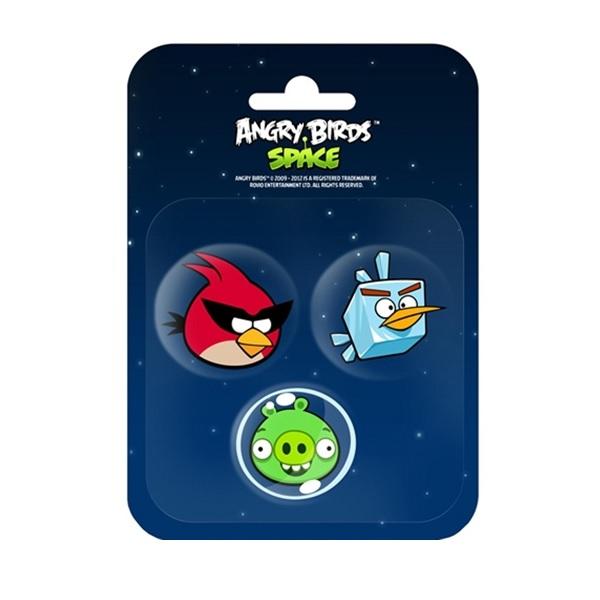 Angry Birds Suddgummi 3 st