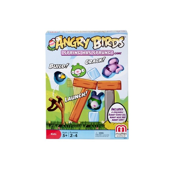 Angry Birds Summer Game
