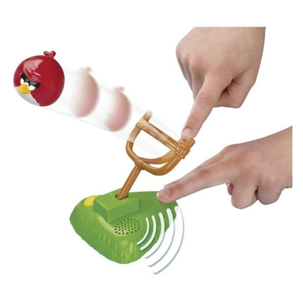 Angry Birds spel On thin ice