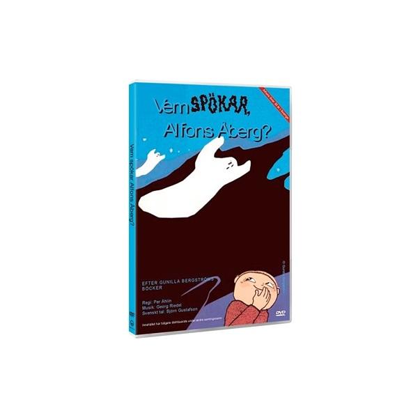 DVD Vem spökar Alfons Åberg