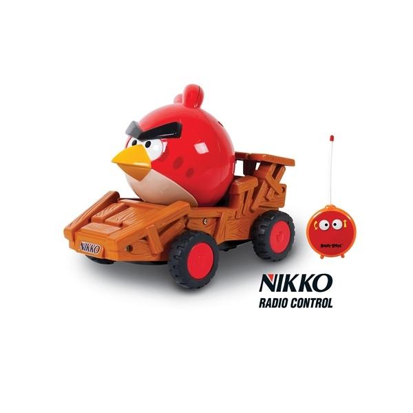 Nikko Radiostyrd bil Angry Birds