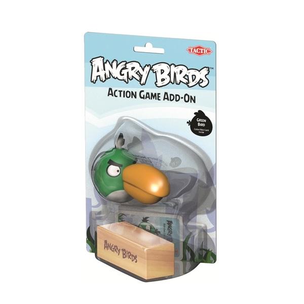 Tactic Tillbehör till Angry Birds utomhusspel Grön fågel