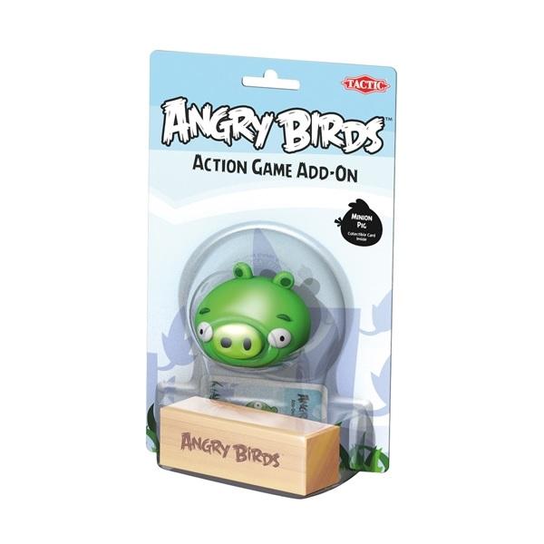 Tactic Tillbehör till Angry Birds utomhusspel, Gris