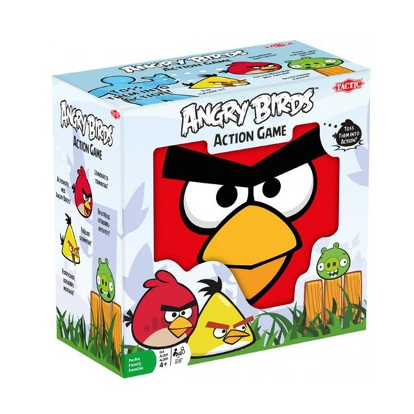 Tactic Utomhusspel Angry Birds