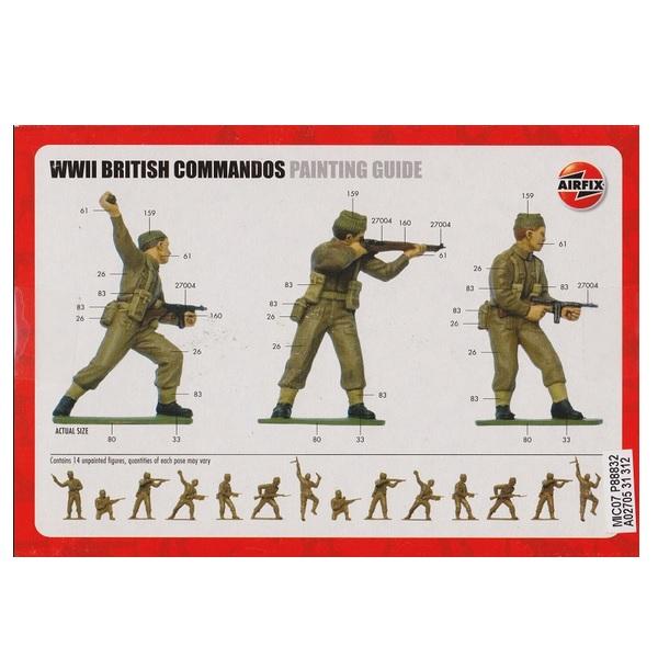Airfix British Commandos 1:32