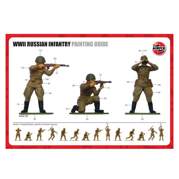 Airfix Russian Infantery 1:32