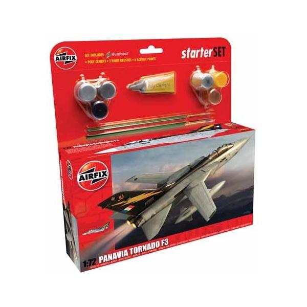 Airfix Starter Set Panavia Tornado F3 1:72