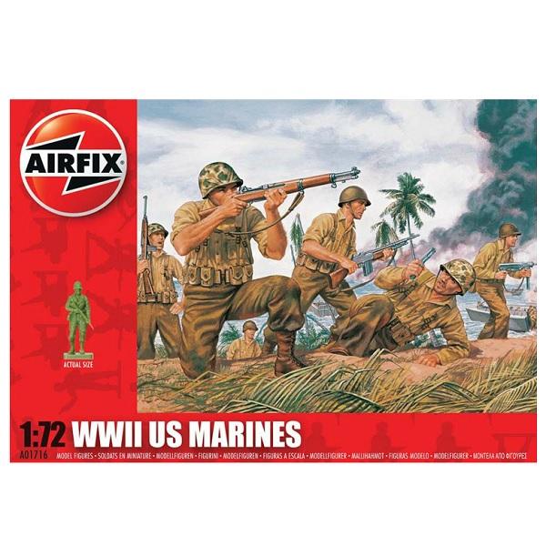 Airfix US Marines 1:72