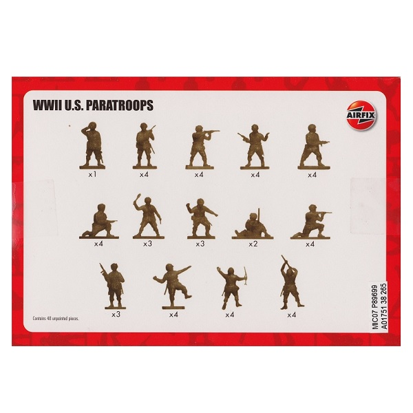 Airfix US Paratroops 1:72