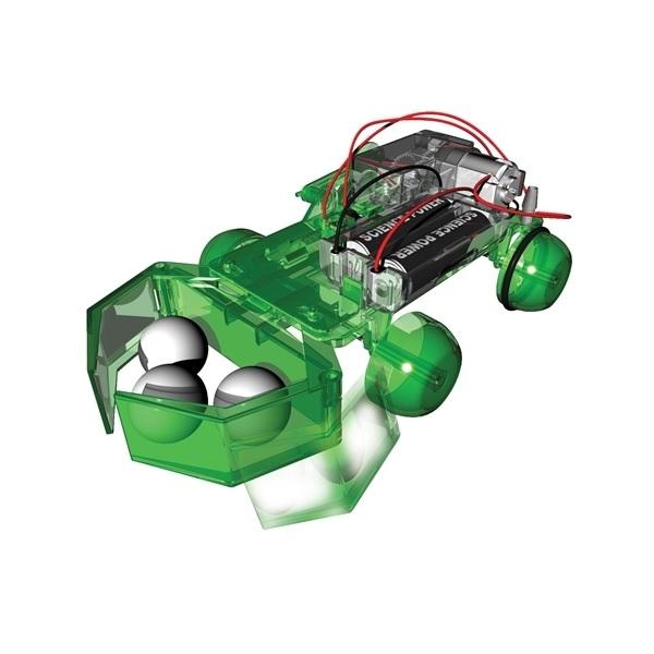 Alga Science Robot-bollsamlare