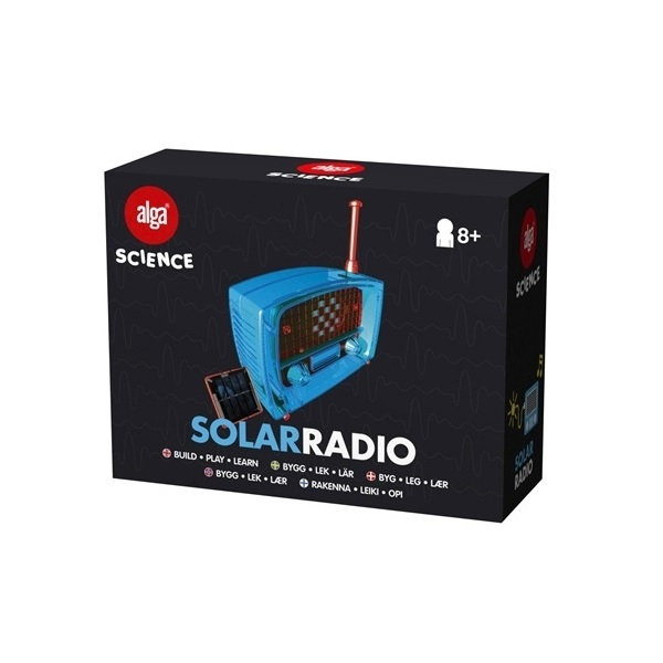 Alga Science Solar Radio