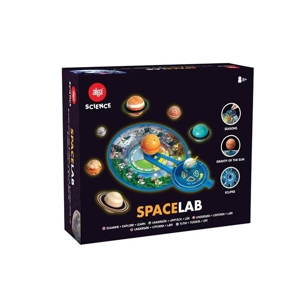 Alga Science Space Lab
