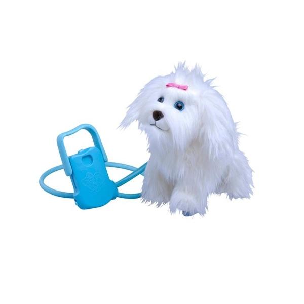 Animagic Fluffy go walkies Turquoise