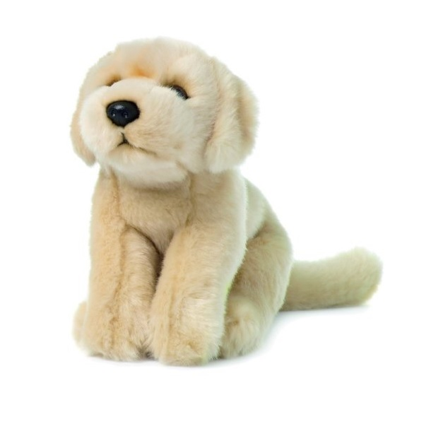 Anna Club Golden Retriever hund sittande 20 cm