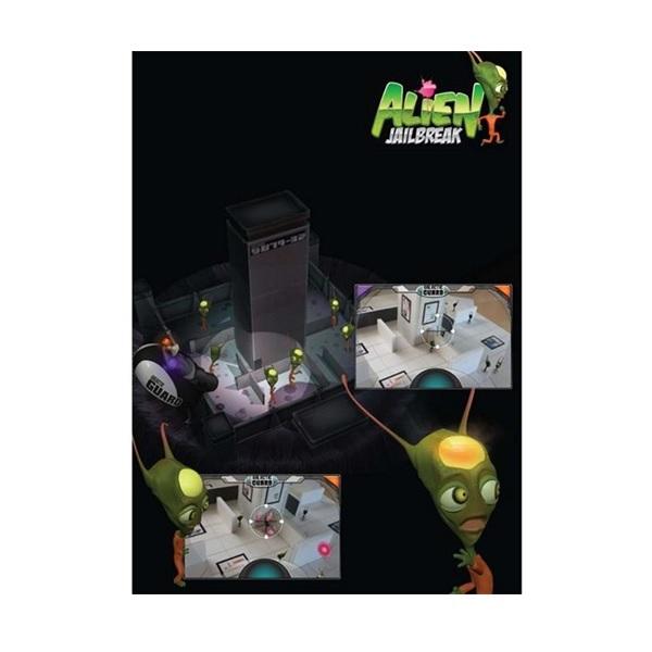 AppGear Alien Jail Break