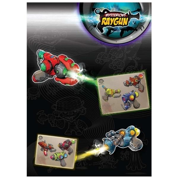 AppGear Mysterious Ray Gun