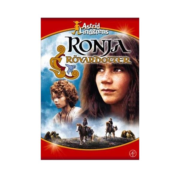 Astrid Lindgren DVD Ronja Rövardotter