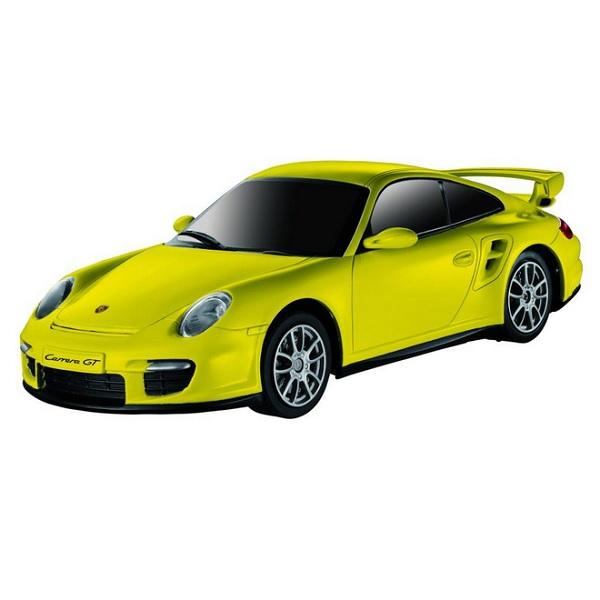 Auldey 1.28 Porsche 911 GT2 - Gul