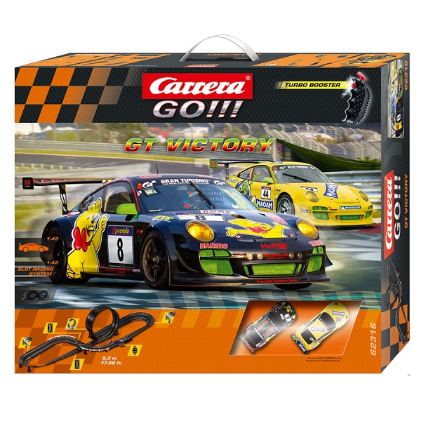 Auldey Carrera GT Victory Bilbana